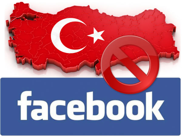 Turkish court orders Facebook to block pages 'insulting' Islam