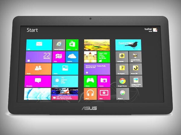 Asus AIO PC ET2040INK Announced with Windows 8.1 at Rs 24,999