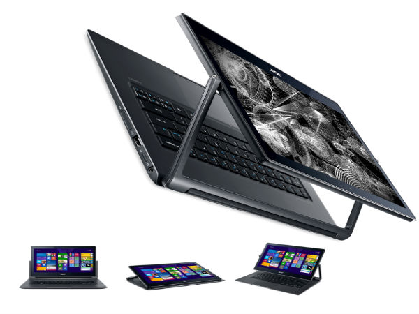 Acer Aspire R13: Convertible Laptop with Window 8.1 Launched