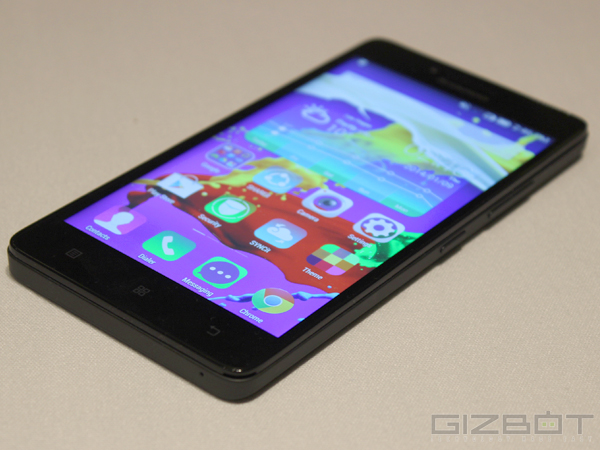 Lenovo A6000 Offers 8MP Back Camera