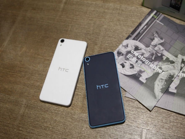 HTC Desire 826 with Octa-Core CPU Now Official