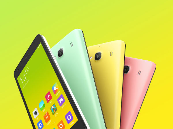 Xiaomi Redmi 2 updated with 2GB RAM and 16GB storage