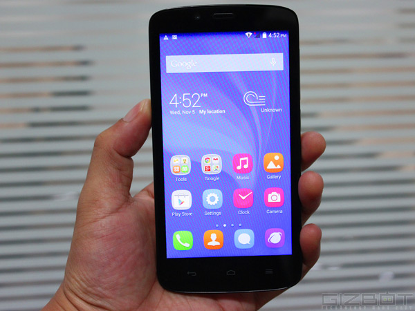 Huawei Honor 3C Review