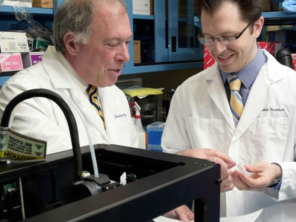 3D-Printed Cartilage for Tracheal Replacement Developed