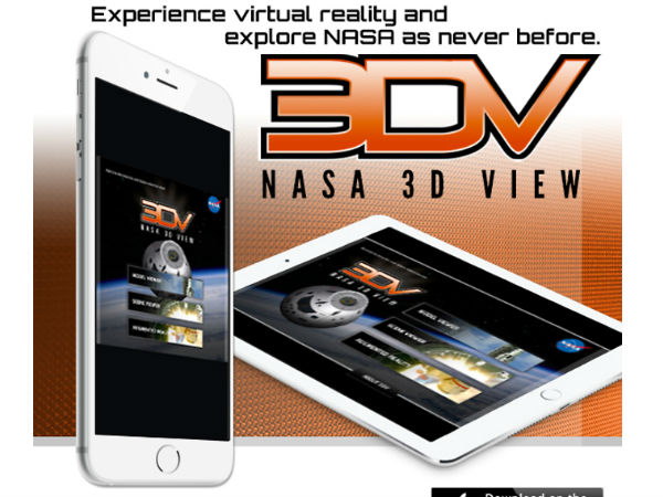 Launch NASA Space Mission from Your Smartphone!