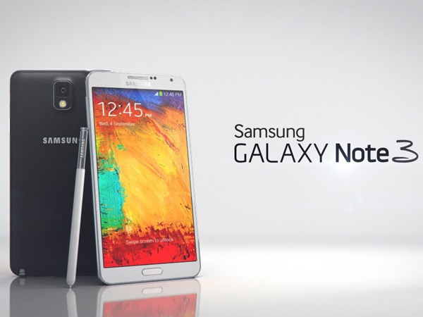 Samsung Galaxy Note 3 and Note 3 Neo: