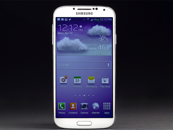 Samsung Galaxy S4 and S4 mini: