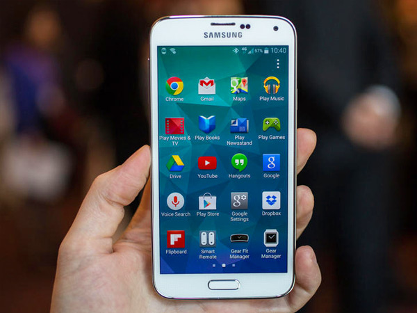 Samsung Galaxy Alpha: