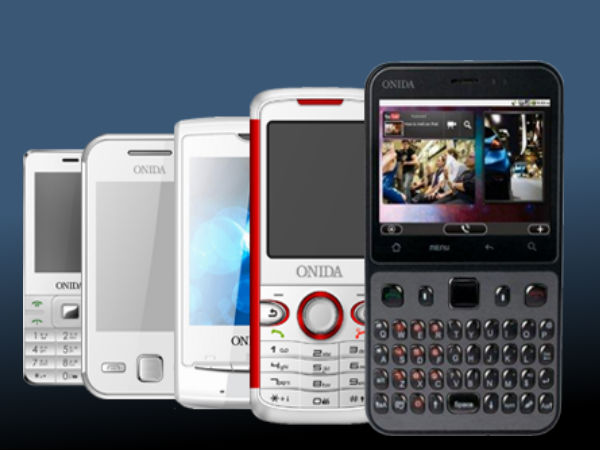 Onida Reworking on Mobile phone biz: CMD