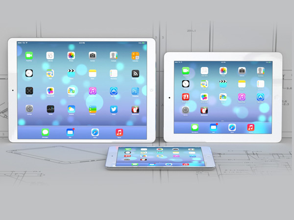iPad Pro or iPad Plus