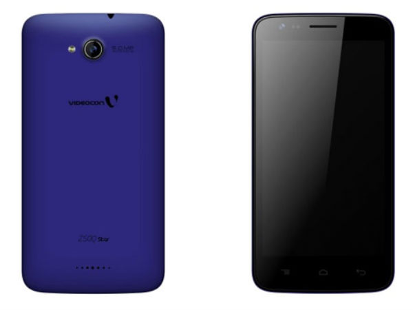 Videocon Launches Infinium Z50Q Star and Infinium Z40Q Star in India