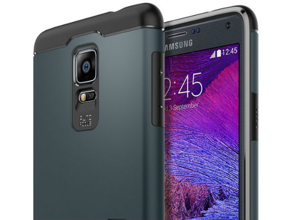 Samsung Galaxy S6 Cases Leak Design: What You Can Expect [PHOTOS]