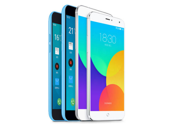 Meizu Blue Charm Now Official with 13MP Camera at Affordable Price