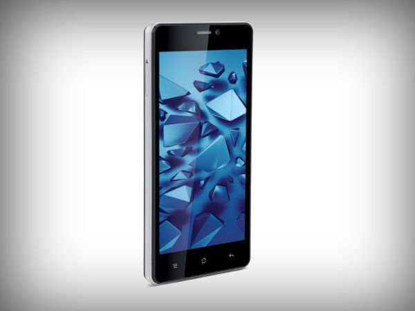 iBall Andi 5Q Cobalt Solus with 2GB RAM, 13MP Camera Unveiled Online