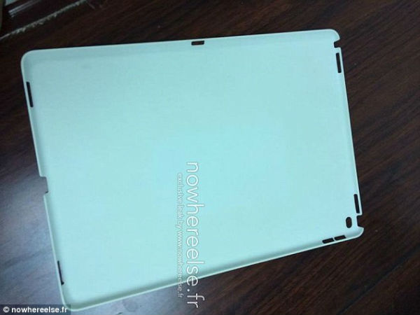 Alleged Apple iPad Pro Design Details Leak Online