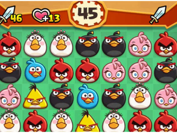 Rovio Launches Angry Birds Fight! and Angry Birds Stella POP!