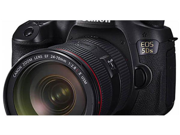 Canon 5DS Specs Leaked, High Megapixel DSLR Geared For Color Accuracy