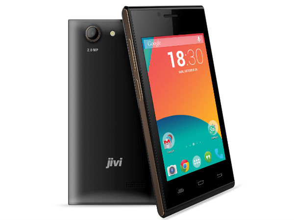 Jivi Introduces New Range of Affordable Smartphone