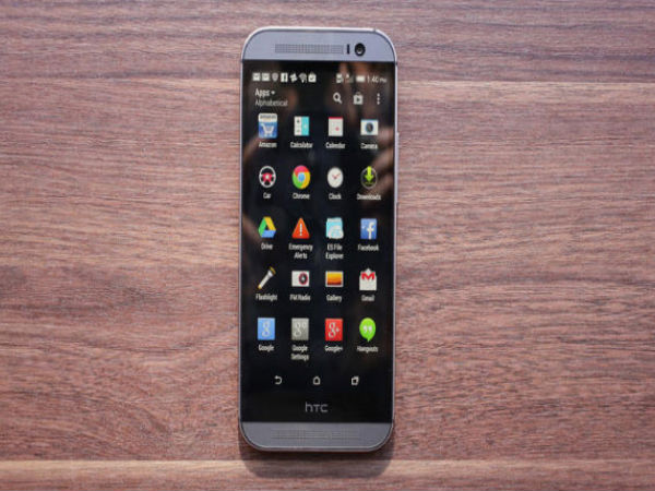 HTC M7 And M8 Android Lollipop Update Delayed by 90 Days