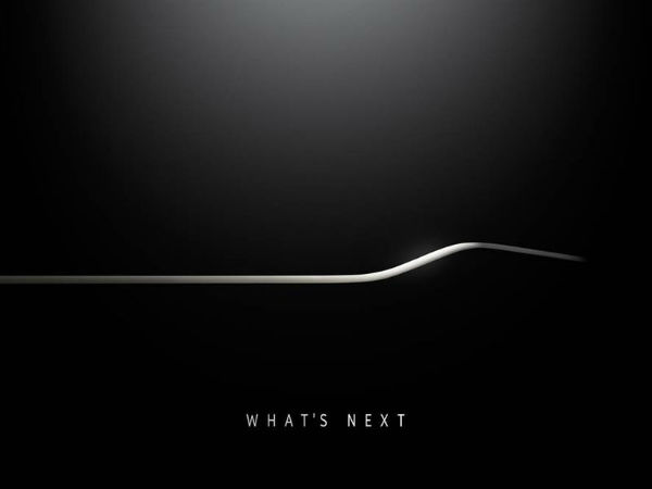 Here Comes the Galaxy S6: Samsung Sends Invites To March 1st Event