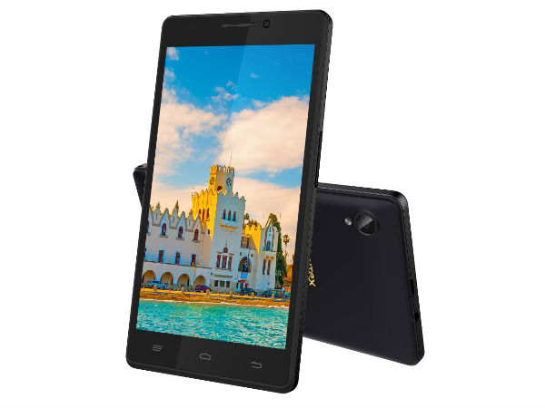 Intex Aqua Power HD with 2GB RAM, 16GB Internal Memory Launched