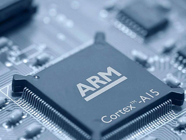 ARM unveils new processor design for smartphones