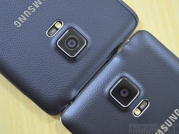 Samsung Galaxy Note 4 vs Galaxy Note Edge: Camera