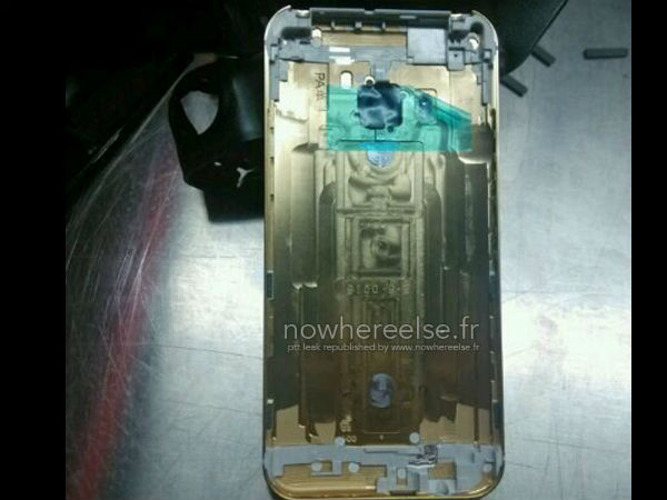 HTC One (M9): Flagship Smartphone Leaks Out in Golden Hue