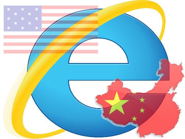 China undermining open Internet: US