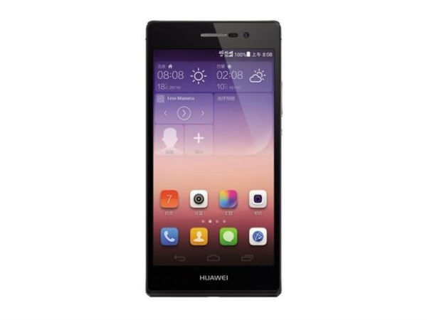 The Huawei Ascend P7