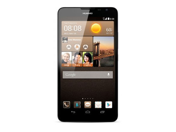 The Huawei Ascend Mate2