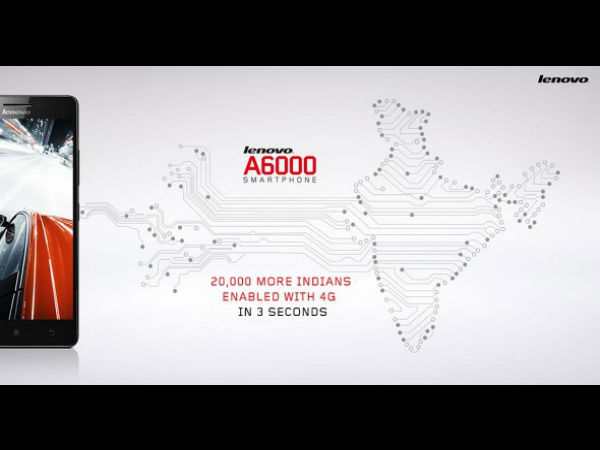 Lenovo A6000 Second Flash Sale 20000 Units Sold Out In 3 Seconds