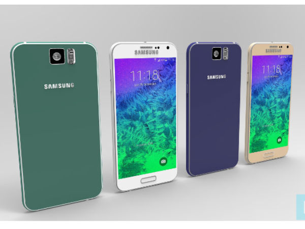 Galaxy S6: More Cases Leaked