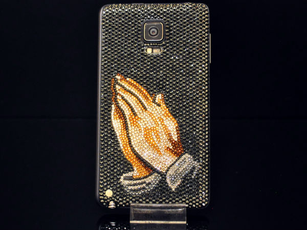 Samsung Galaxy Note Edge with Swarovski crystals: New Limited Edition