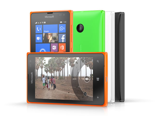 Lumia RM-1099: Entry-Level Smartphone With 4-inch Display Spotted