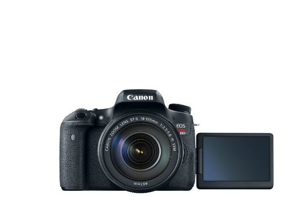 Canon Unveils new 760D and 750D DSLR Camera
