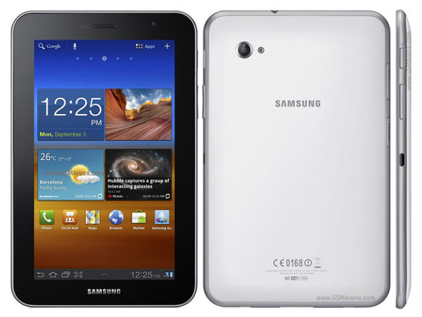 Samsung Galaxy Tab A Plus and Tab A specs surface online