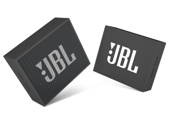 JBL Go Wireless Bluetooth Speaker Launched in India for Rs 1999
