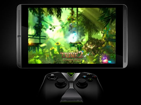 Next-Gen Nvidia Shield Tablet Tipped To Come With Tegra X1 Chip