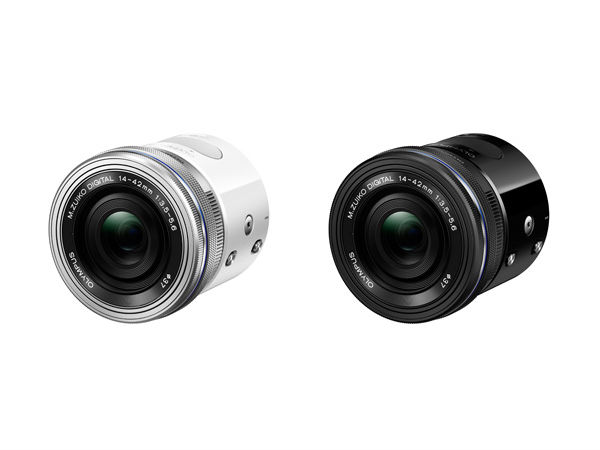 Olympus Air A01: A New Wireless Camera for Your Smartphones