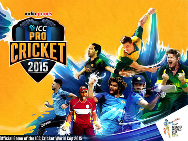 ICC Pro Cricket 2015 Launched by Disney India