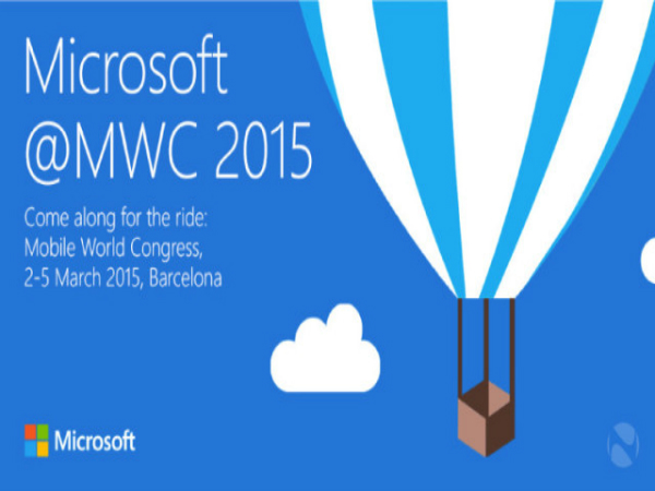 Microsoft MWC 2015 Press Event Set For March 2, Lumia 1330 Expected
