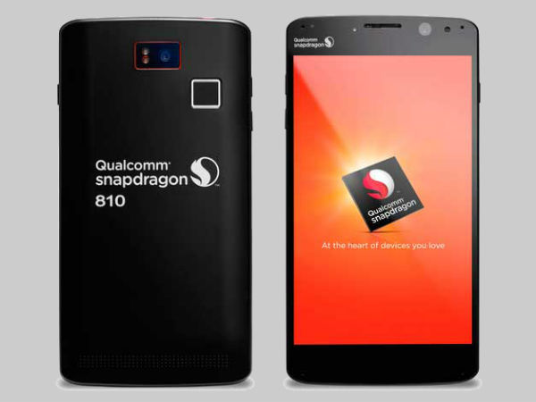 Snapdragon 810 devices are right around the corner