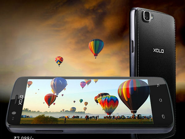 Xolo Q610s treated with Android Lollipop 5.0 Update