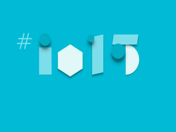 Google I/O 2015 Conference Set For May 28-29