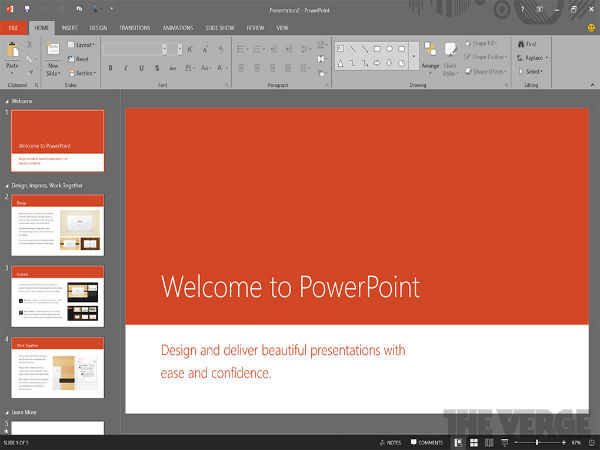 Microsoft Office 2016 Preview Version Now Available On Microsoft's Sit