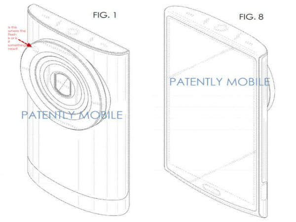 Samsung New Patent Hints at Galaxy K Zoom Successor: What About Specs?
