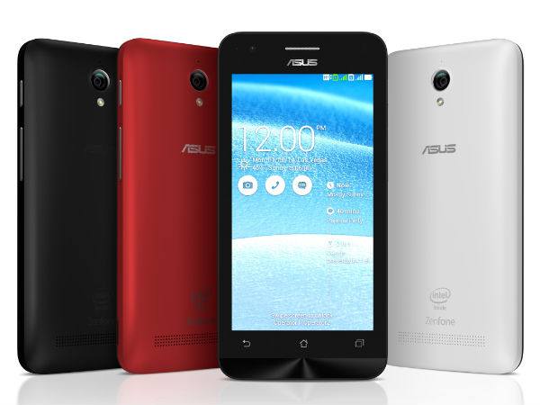 Asus Zenfone C-ZC451CG: Super Cheap Android Phone Launched at Rs 5,999