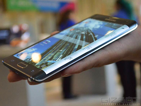 Samsung Galaxy S6  Edge To Sport 3-Sided Display [REPORT]