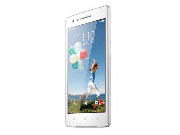 Oppo Mirror 3 with 8MP Camera, Android KitKat Launched at Rs 16,990